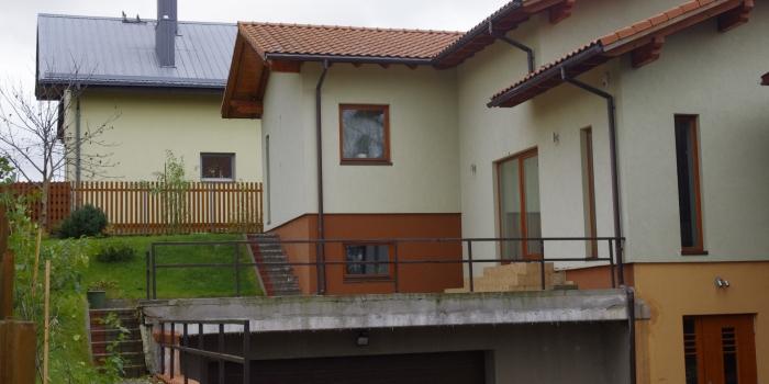 Namai nuo projekto iki rakto